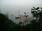 Hong Kong View from Victoria Peak 3